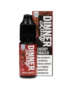 Dinner Lady 5050 - Cherry Tobacco 10ml