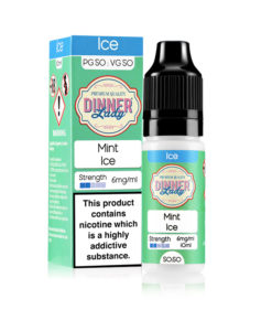 Dinner Lady 50/50 - Mint Ice 10ml