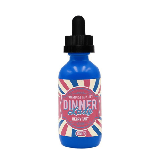 Dinner Lady - Berry Tart 50ml Short Fill