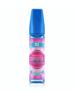 Dinner Lady - Bubble Trouble Ice 50ml 0mg Short Fill