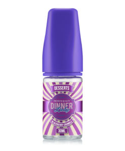 Dinner Lady Concentrate - Blackberry Crumble 30ml