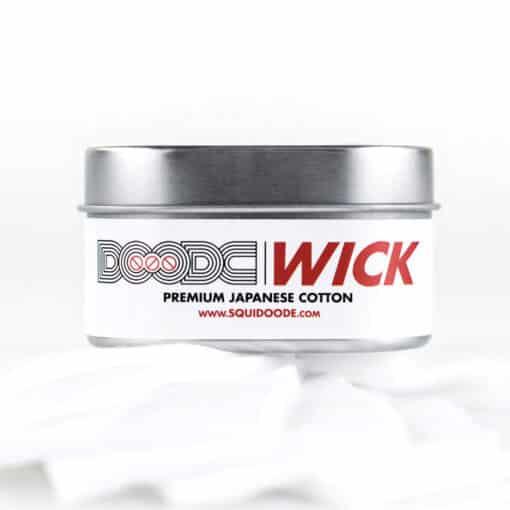 Squidoode - Doode Wick Organic Cotton