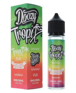 Doozy Tropix - Fiji 50ml 0mg Eliquid