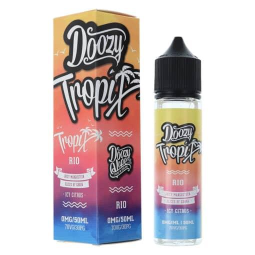 Doozy Tropix - Rio 50ml 0mg Eliquid