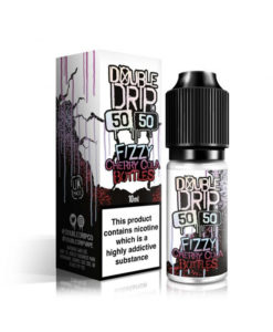 Double Drip 5050 - Fizzy Cherry Cola Bottles 10ml