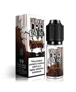 Double Drip 5050 - Original Tobacco 10ml