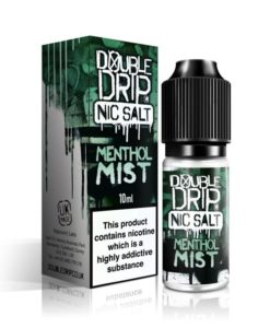 Double Drip - Menthol Mist Nic Salt 20mg