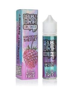 Double Drip - Raspberry Sherbet 50ml Short Fill