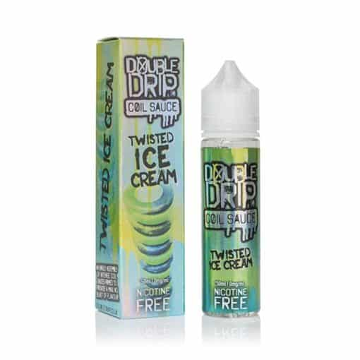 Double Drip - Twisted Ice Cream 50ml Short Fill