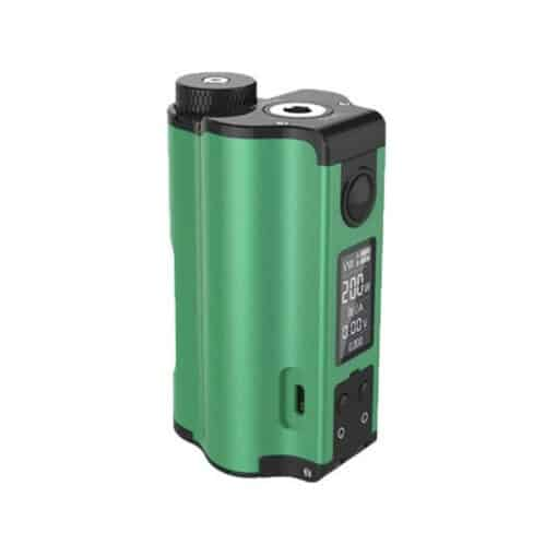 DOVPO - Dual Topside Squonk Mod Green