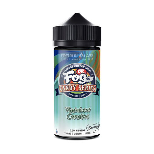 Dr Fog Candy - Rainbow Candies 100ml