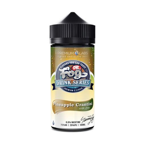 Dr Fog Drink Series - Pineapple Crantini 100ml