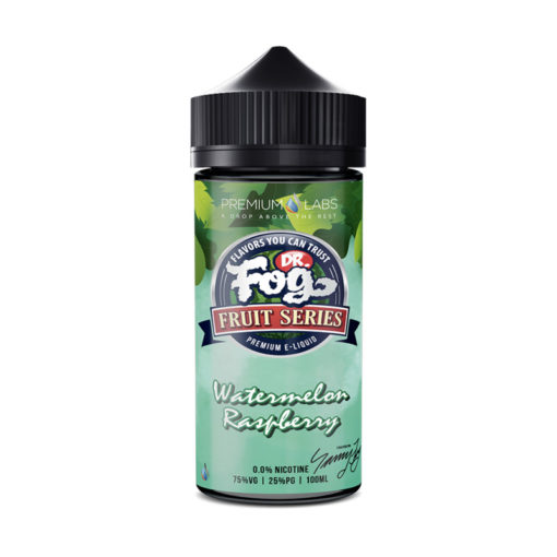 Dr Fog Fruit Series - Watermelon Raspberry 100ml