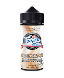 Dr Fog Ice Cream - Supernova 100ml Short Fill