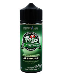Dr Fog M Series - Alpha 2.0 100ml Short Fill