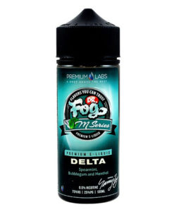 Dr Fog M Series - Delta 100ml Short Fill