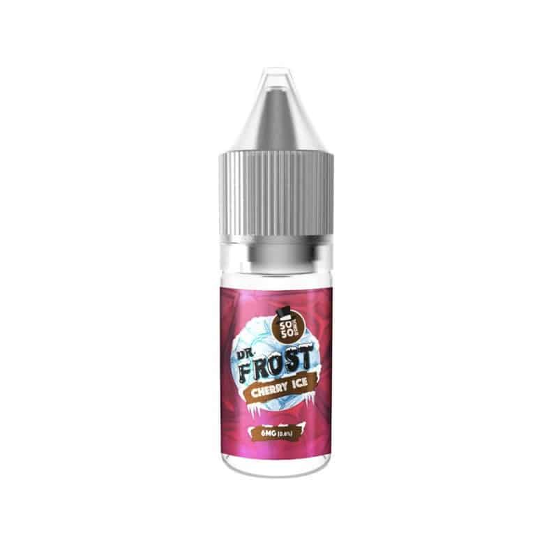 Dr Frost 50/50 - Cherry Ice 10ml
