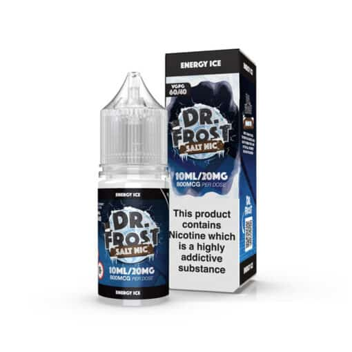 Dr Frost Salts Energy Ice 20mg
