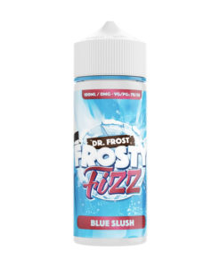 Dr Frost Frosty Fizz - Blue Slush 100ml Eliquid