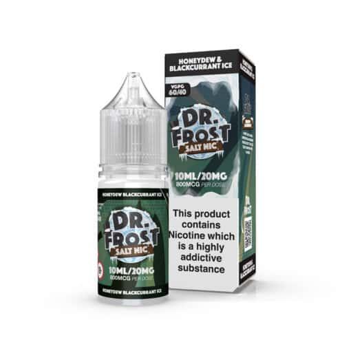 Dr Frost Salts Honeydew & Blackcurrant
