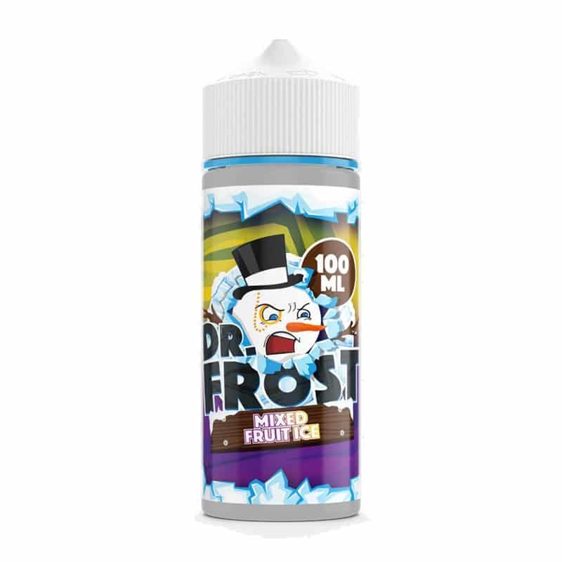 Dr Frost - Mixed Fruit Ice 100ml Eliquid