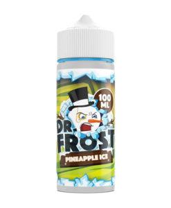 Dr Frost - Pineapple Ice 100ml E-Liquid