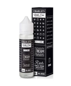 Charlie's Chalk Dust - Dream Cream 50ml Short Fill