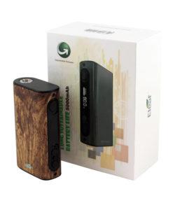 Eleaf iStick 80w 5000mAh Vape Mod Wood
