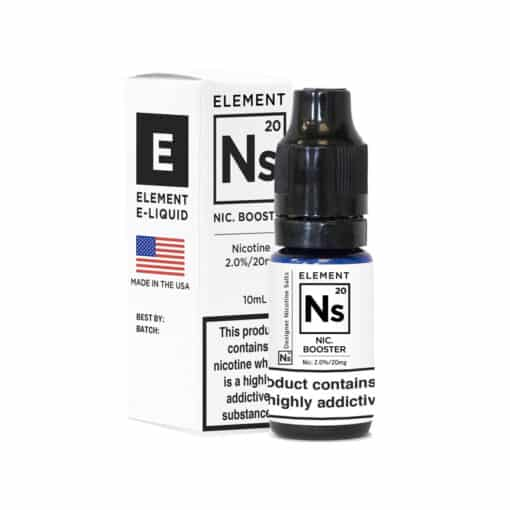 Element NS20 Nicotine Salt Shot Booster 20mg