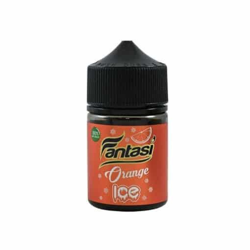 Fantasi - Orange Ice 50ml 0mg Short Fill Eliquid