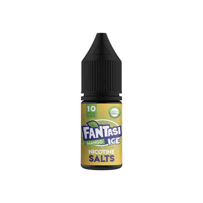Fantasi Salts - Mango Ice 10mg & 20mg Nic Salt