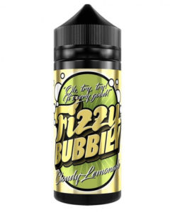 Fizzy Bubbily - Cloudy Lemonade 100ml