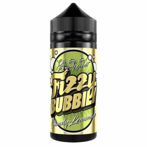 Fizzy Bubbily - Cloudy Lemonade 100ml