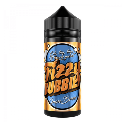 Fizzy Bubbily - Iron Bru 100ml Short Fill