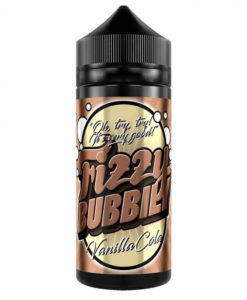 Fizzy Bubbily - Vanilla Cola 100ml Short Fill