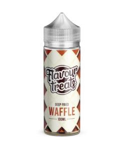Flavour Treats - Deep Fried Waffle 100ml E-Liquid