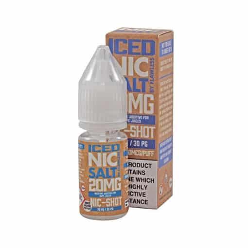 Flawless Iced Nicotine Shot 20mg