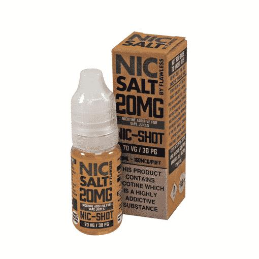 Flawless Nic Salt 20mg