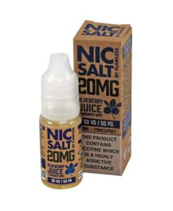 Flawless Nic Salt - Blueberry Juice 20mg