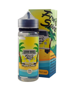 Free Spirit - Happy Camper 100ml Eliquid