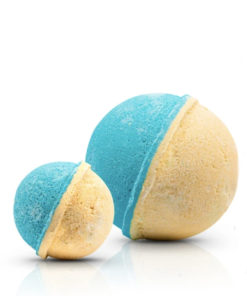 Yograss CBD Bath Bomb by Fresh Bombs