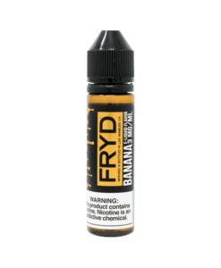 FRYD - Fried Banana 50ml Short Fill