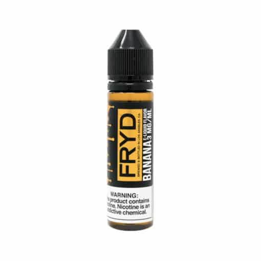 FRYD - Fried Banana 50ml Short Fill