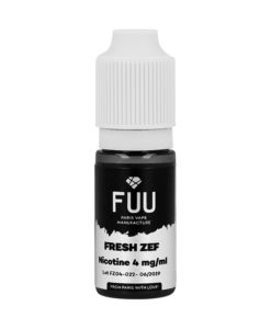Fuu Silver - Fresh Zef 10ml