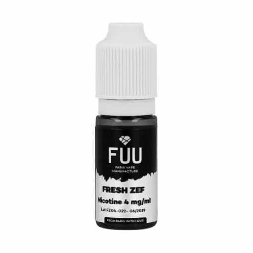 Fuu Silver - Fresh Zef 10ml