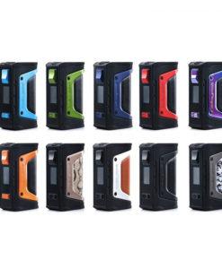 GeekVape Aegis Legend Box Mod Colour Chart
