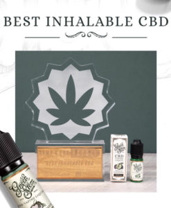 Green Stem CBD win The Best Inhalable CBD Award 2019