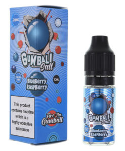 Gumball Salt - Blueberry Raspberry Gumball