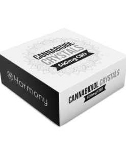 Harmony CBD Isolate Crystals 500mg CBD