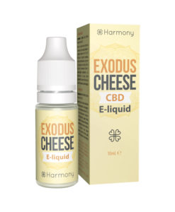 Harmony CBD Exodus Cheese 10ml